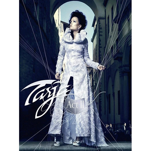 DVD Tarja - Act Ii - Duplo - Lacrado