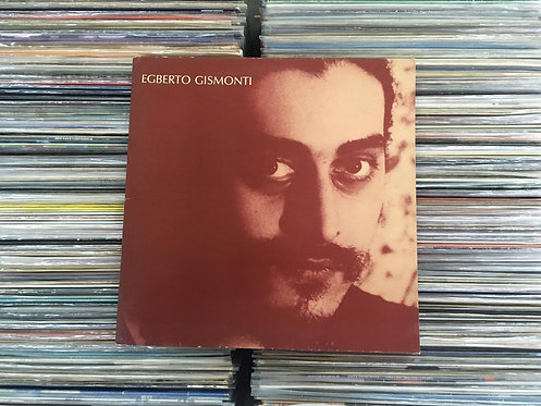 LP Egberto Gismonti - Corações Futuristas - Capa Dupla - C/ Encarte