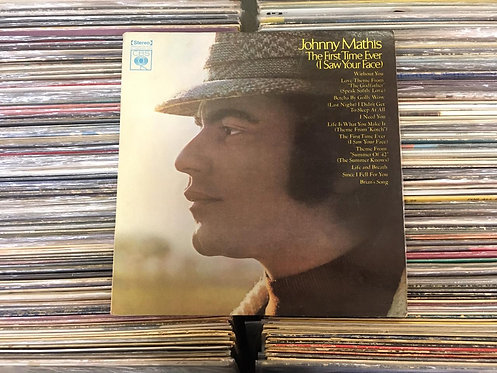 LP Johnny Mathis - The First Time Ever (I Saw Your Face)