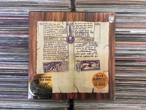 LP Gilberto Gil - Gilberto Gil 1969 - Lacrado
