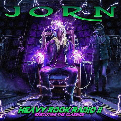 CD Jorn - Heavy Rock Radio II - Executing The Classics - Importado - Lacrado
