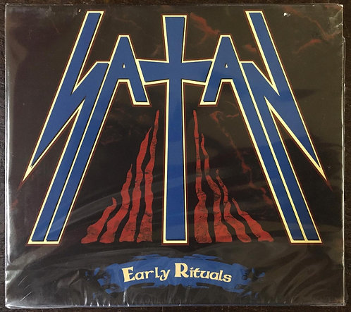 CD Satan - Early Rituals - Slipcase - Lacrado