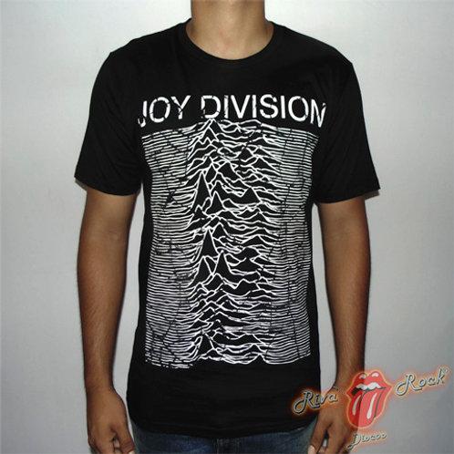 Camiseta Joy Division - Unknown - Bomber