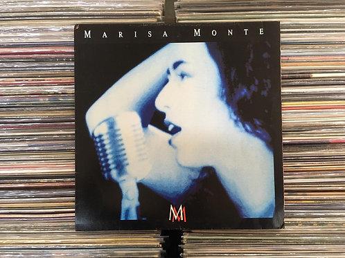 LP Marisa Monte - MM - Com Encarte