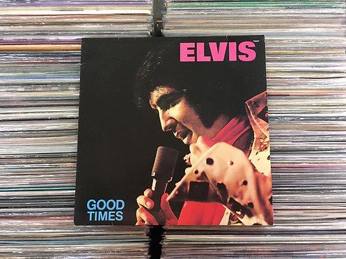 LP Elvis Presley - Good Times