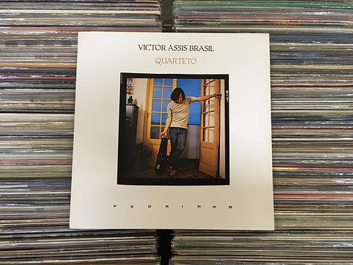 LP Victor Assis Brasil Quarteto - Pedrinho - Com Encarte