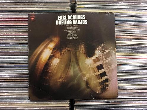 LP Earl Scruggs - Dueling Banjos - Importado