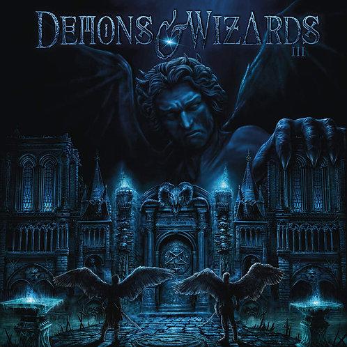 CD Demons & Wizards - III - +Bônus - Digipack - Lacrado