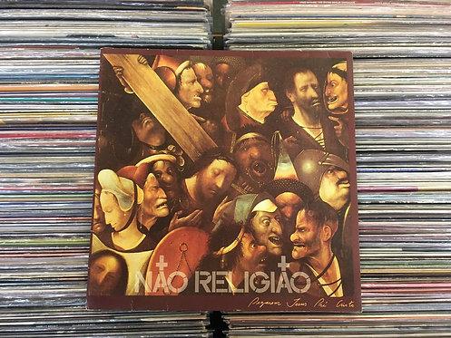 LP Não Religião - Pegaram Jesus Pra Cristo - Com Encarte
