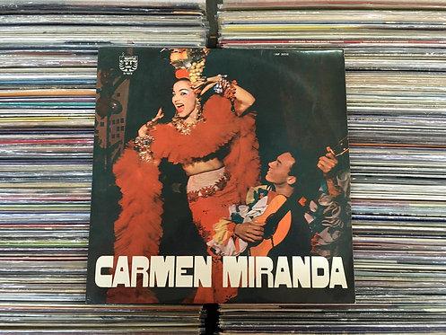 LP Carmen Miranda - O Que É Que A Baiana Tem?