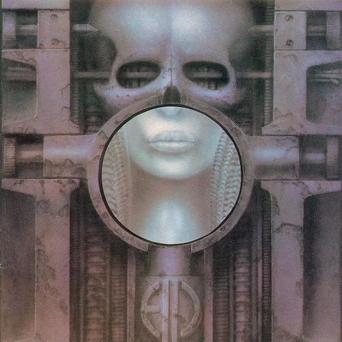 CD Emerson, Lake & Palmer - Brain Salad Surgery - Lacrado