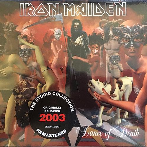 CD Iron Maiden - Dance Of Death - Digipack - Lacrado