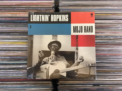 LP Lightnin' Hopkins - Mojo Hand - Importado - 180g
