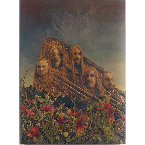 DVD + CD Duplo Opeth - Garden Of The Titans - Lacrado