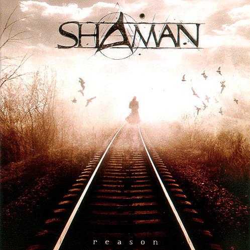 CD Shaman - Reason - Importado - Lacrado
