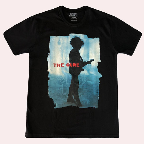 Camiseta The Cure  - RS Blue - Stamp