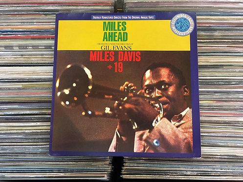 LP Miles Davis - Miles Ahead / Gil Evans
