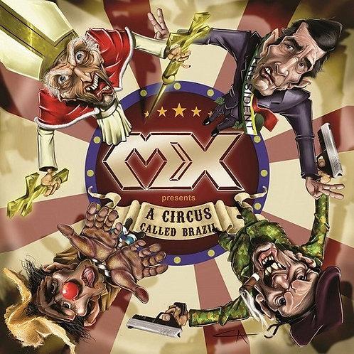 CD Mx - A Circus Called Brazil - Lacrado