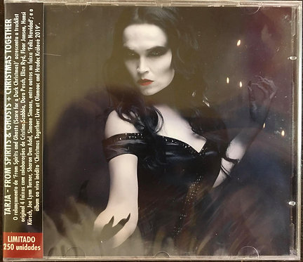 CD Tarja - From Spirits And Ghosts + Christmas Together - (Duplo) - Lacrado