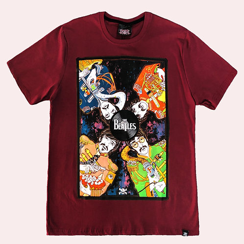 Camiseta The Beatles - Sgt. Pepper's Lonely Hearts Club Band - Chemical