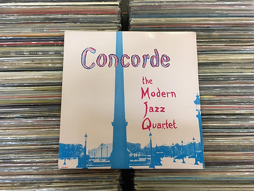 LP The Modern Jazz Quartet - Concorde