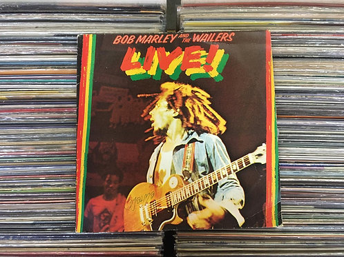 LP Bob Marley And The Wailers - Live! At The Lyceum