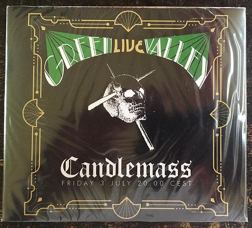 CD + DVD Candlemass - Green Valley Live - Digipack - Lacrado