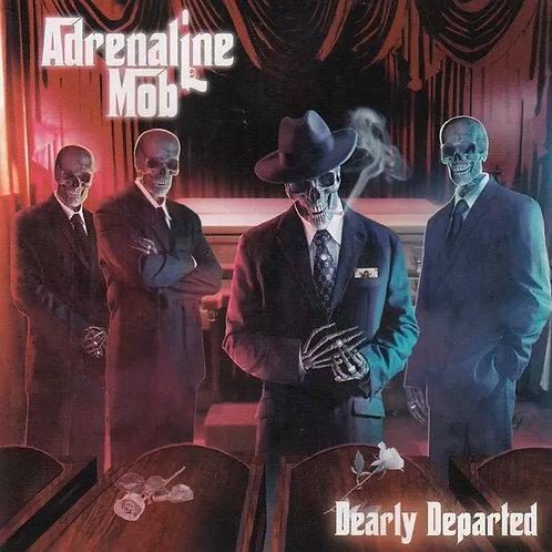 CD Adrenaline Mob - Dearly Departed - Lacrado