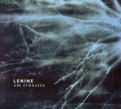 CD Lenine - Em Trânsito - Digipack - Lacrado