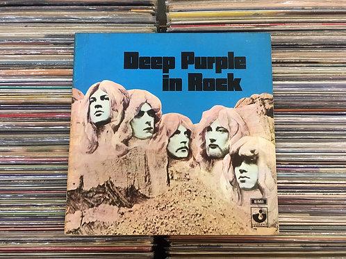 LP Deep Purple - In Rock - Capa Dupla