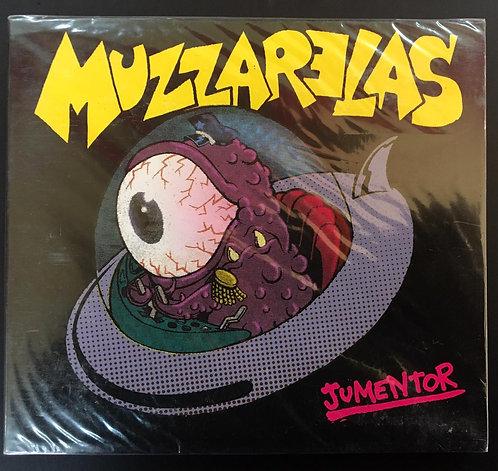 CD Muzzarelas - Jumentor - Digipack - Lacrado