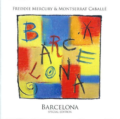 CD Freddie Mercury & Montserrat Caballé - Barcelona