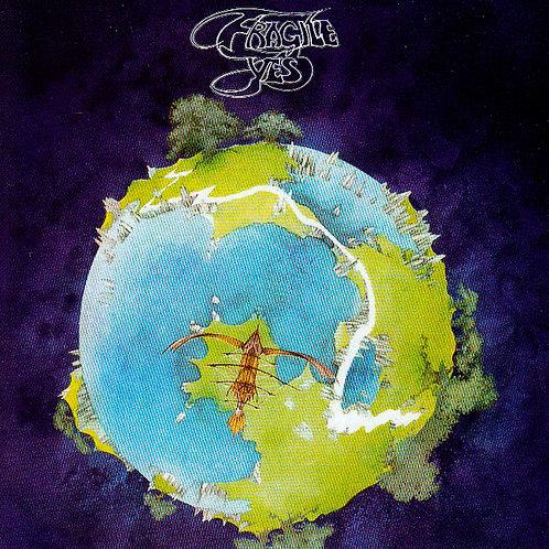 CD Yes - Fragile - Importado - Lacrado