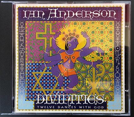 CD Ian Anderson - Divinities: Twelve Dances With God