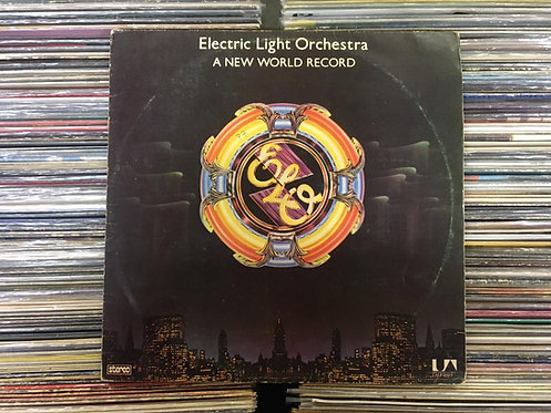 LP Electric Light Orchestra - A New World Record