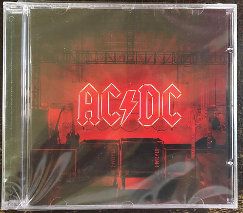 CD AC/DC - PWR/UP - Importado
