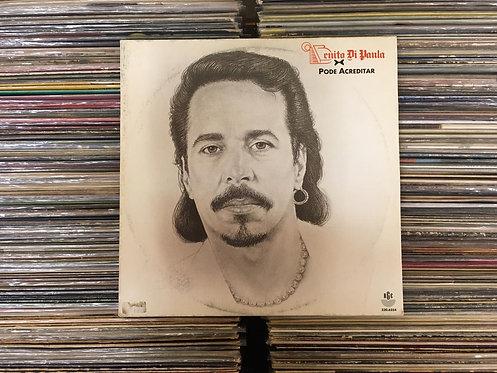 LP Benito Di Paula - Pode Acreditar - Com Encarte