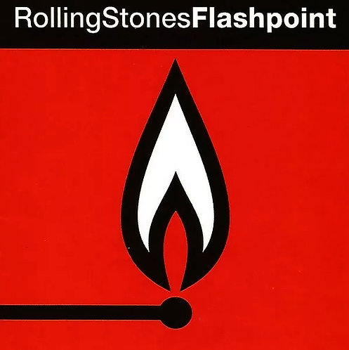 CD The Rolling Stones - Flashpoint - Lacrado
