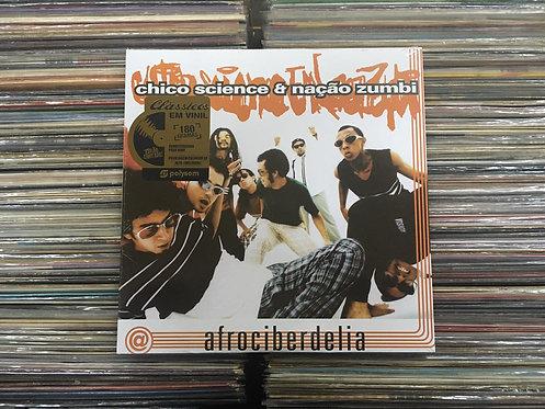 LP Chico Science & Nação Zumbi - Afrociberdelia - Lacrado