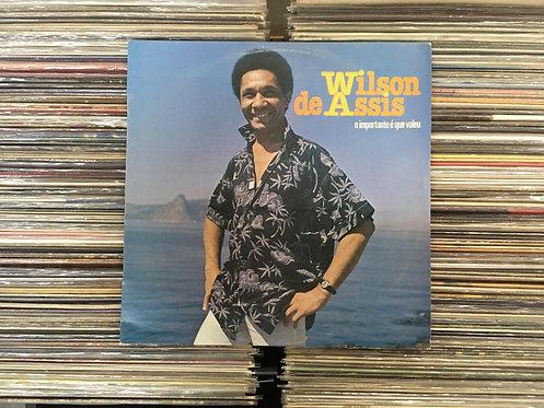 LP Wilson De Assis - O Importante É Que Valeu