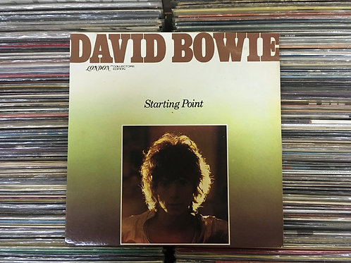 LP David Bowie - Starting Point - Importado