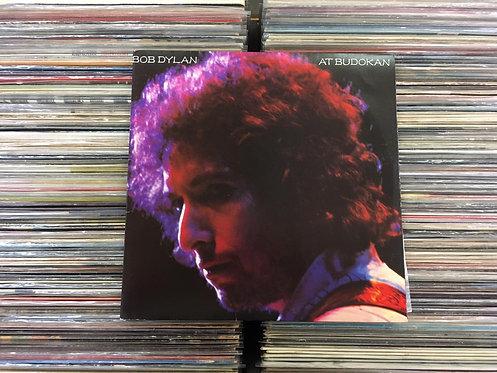 LP Bob Dylan - At Budokan - Duplo - Capa Dupla