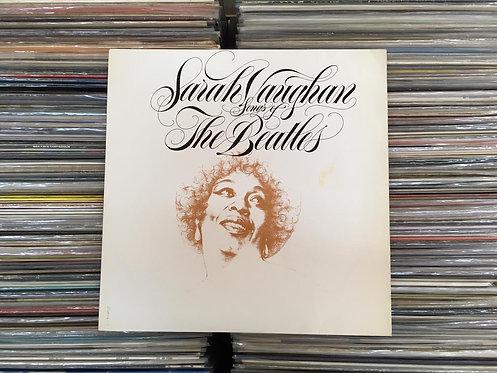 LP Sarah Vaughan - Songs Of The Beatles