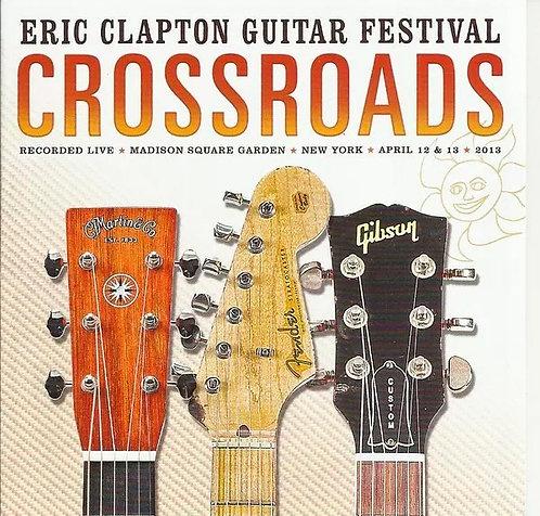 CD Eric Clapton - Crossroads Guitar Festival 2013 - Duplo - Lacrado