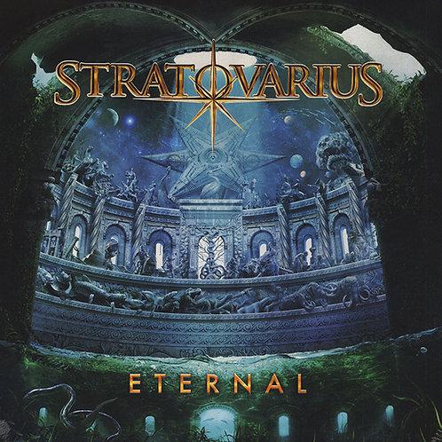 CD Stratovarius - Eternal - Importado - Digifile - Lacrado
