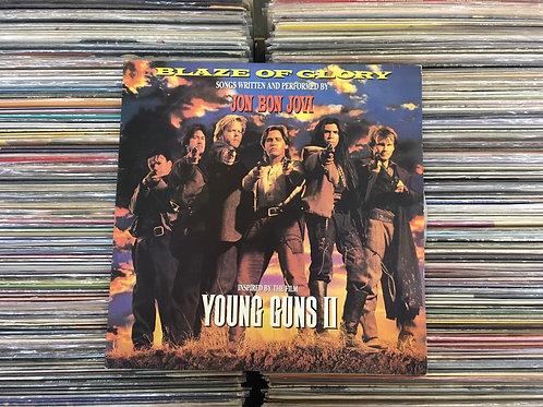 LP Bon Jovi - Blaze Of Glory - Com Encarte