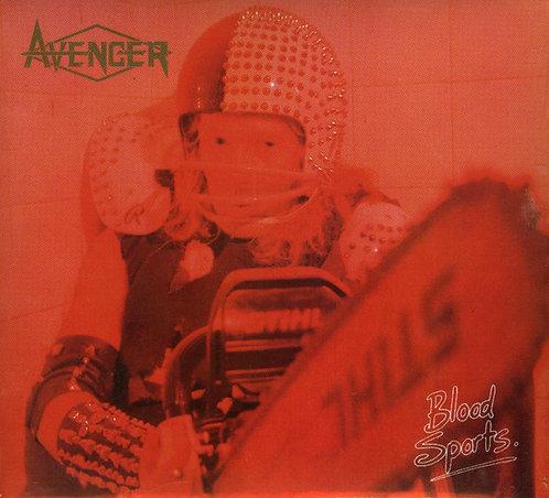 CD Avenger - Blood Sports - Digipack - Lacrado