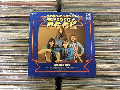 LP Argent - In Deep - Historia De La Musica Rock - Importado