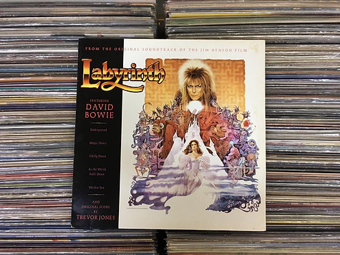 LP David Bowie - Labyrinth  (The Original Soundtrack Of The Jim Henson Film)