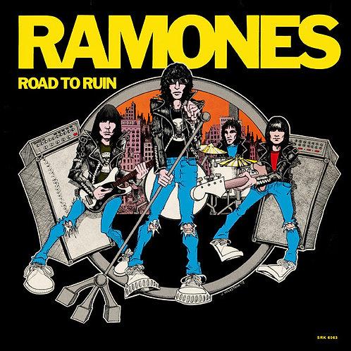 CD Ramones - Road To Ruin - 40th Anniversary Edition - Digifile - Lacrado